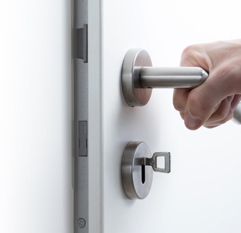 Door Hardware - 836x557
